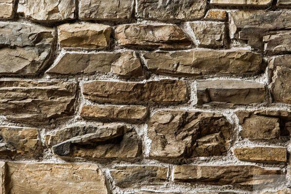 Naturstein-Optik Verblender 123-106-MT-ModF braun, beige - sand nuanciert