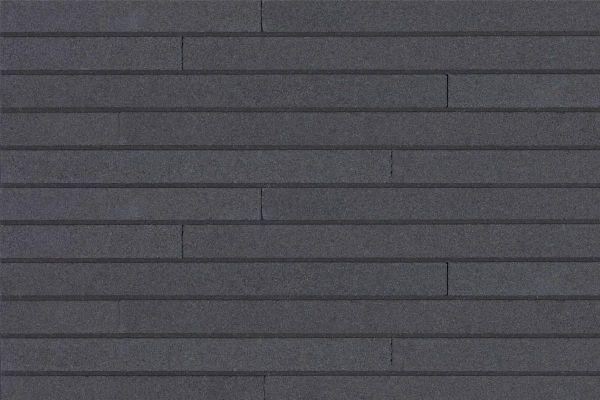 Strangpress-Klinker / Verblender BK-118-108-ModF (Modulformat-Klinkerstein (ModF)) anthrazit
