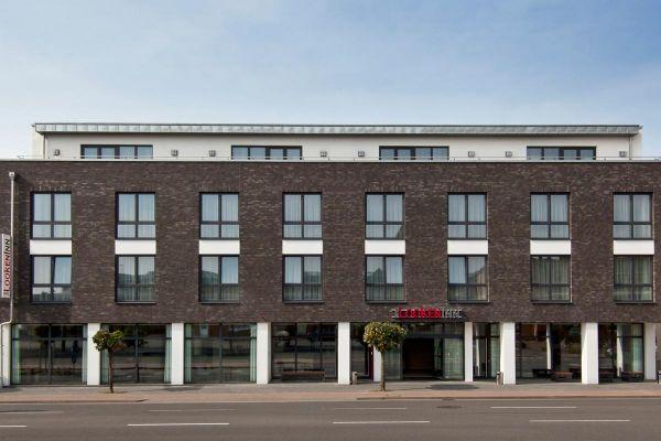 Bürogebäude H1 mit Klinker 101-144-NF schwarz