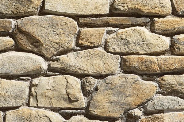 Naturstein-Optik Verblender 123-131-SA-ModF braun, beige - sand nuanciert