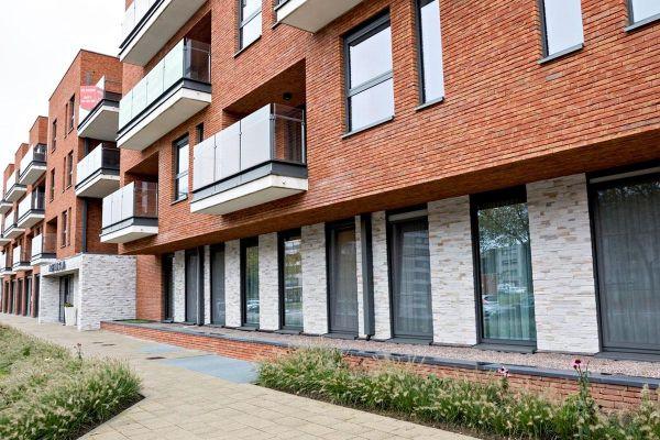 Mehrfamilienhaus H3 mit Klinker 103-103-WDF rot-baun-bunt