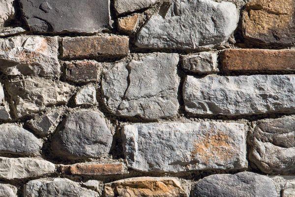 Naturstein-Optik Verblender 123-170-G-ModF grau, braun nuanciert