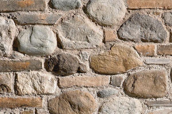 Naturstein-Optik Verblender 123-171-ModF grau, braun, beige - sand nuanciert