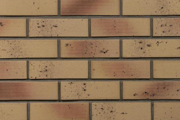 Strangpress-Riemchen BK-R-117-248-DF (Waaldickformat (WDF)) beige-sand (Klinkerriemchen)