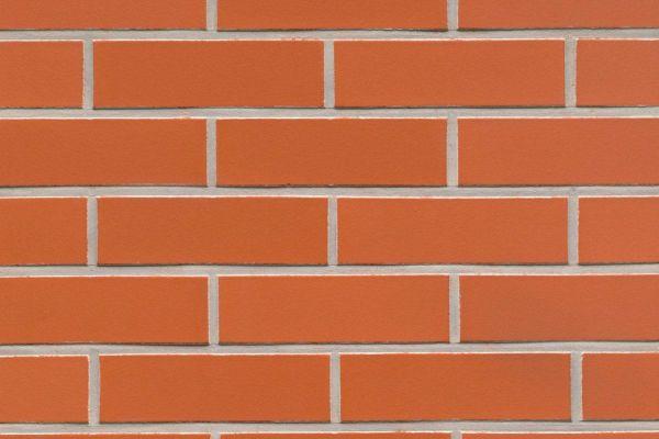 Strangpress-Riemchen BK-R-114-480 (Normalformat (NF)) rot (Klinkerriemchen)
