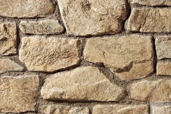 Naturstein-Optik Verblender 123-137-SA-ModF braun, beige - sand nuanciert