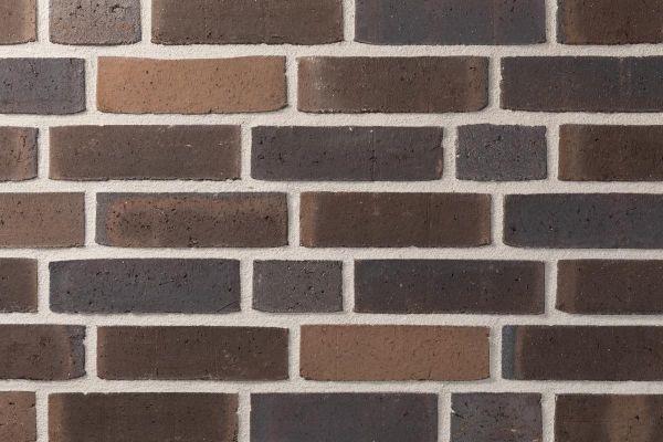 Handform-Klinker / Verblender BK-113-131-WDF (Waaldickformat (WDF)) braun - bunt