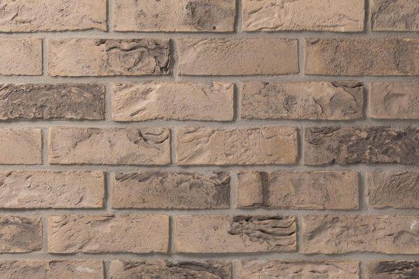Handform-Klinker / Verblender BK-119-110-WDF (Waaldickformat (WDF)) beige - grau nuanciert