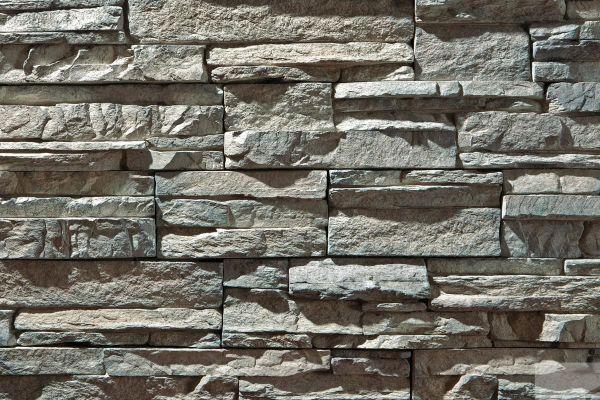 Naturstein-Optik Verblender 123-116-GT-ModF grau nuanciert