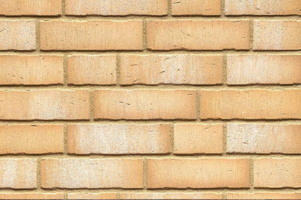 Strangpress-Riemchen BK-R-114-730 (Normalformat (NF)) beige - sand (Klinkerriemchen)
