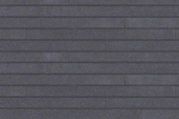 Strangpress-Riemchen BK-R-118-110-ModF (Modulformat (ModF)) anthrazit (Klinkerriemchen)