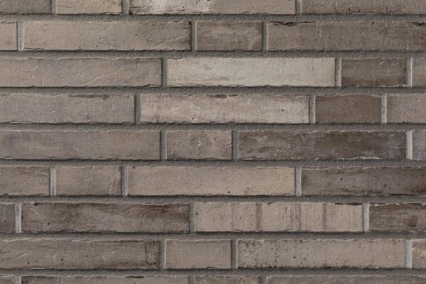 Strangpress-Riemchen BK-R-121-05 (Modulformat (ModF)) grau, beige nuanciert (Klinkerriemchen)