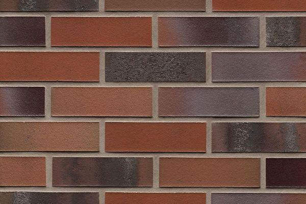 Strangpress-Riemchen BK-R-114-560 (Normalformat (NF)) bunt (Klinkerriemchen)