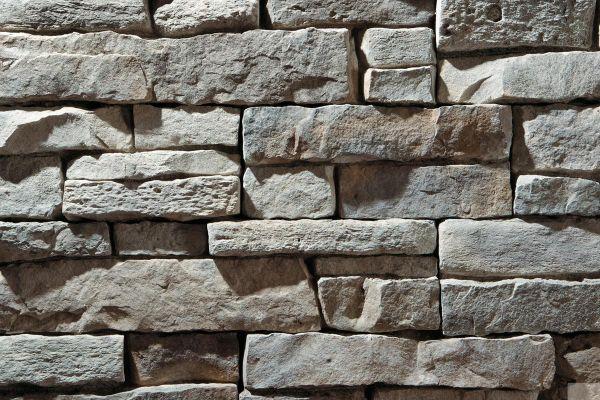 Naturstein-Optik Verblender 123-112-GT-ModF grau nuanciert