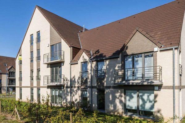 Mehrfamilienhaus H1 mit Klinker 103-142-WDF weiß