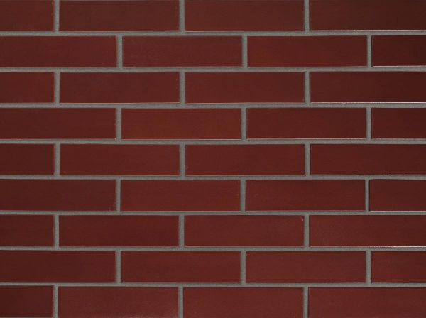 Strangpress-Riemchen BK-R-103-323 (Normalformat (NF)) rot (Klinkerriemchen)