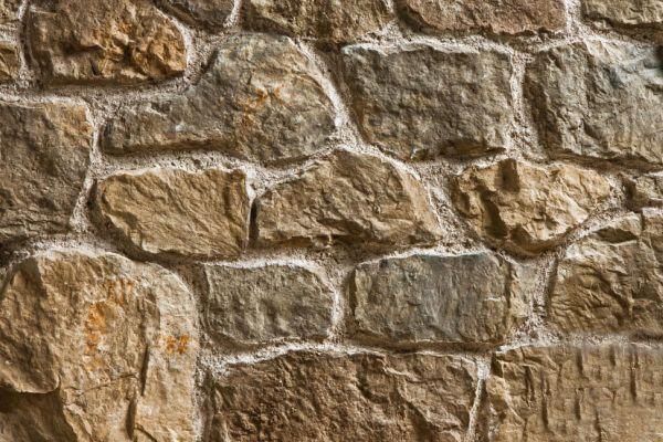 Naturstein-Optik Verblender 123-103-MT-ModF braun, beige-sand nuanciert