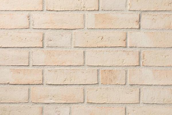 Wasserstrich-Klinker / Verblender BK-107-139-NF (Normalformat-Klinkerstein (NF)) beige - sandfarben