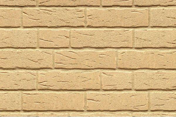Strangpress-Riemchen BK-R-114-692 (Normalformat (NF)) beige - sand (Klinkerriemchen)