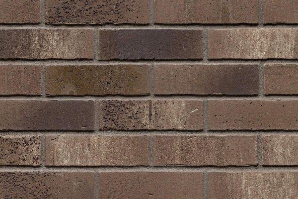 Strangpress-Riemchen BK-R-114-30 (Normalformat (NF)) braun nuanciert (Klinkerriemchen)