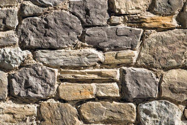 Naturstein-Optik Verblender 123-177-ModF grau, braun, beige - sand nuanciert
