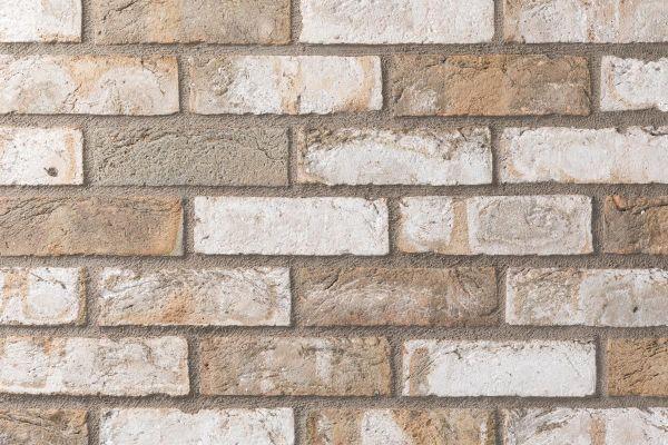 Handform-Klinker / Verblender BK-119-122-WDF (Waaldickformat (WDF)) beige, weiß nuanciert